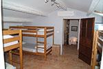Grand dortoir enfants